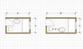 Design A Bathroom Floor Plan 17 Best Ideas About Small Bathroom Floor Plans On Pinterest Small
