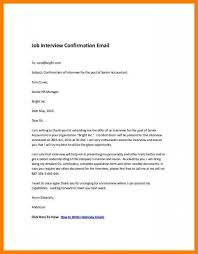Reply To Interview Invitation Email Sample Reply To Interview Invitation Email Sample Interview
