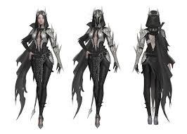 Character Design Contest 2018 Ranger Costume Design For Black Desert Online Costume