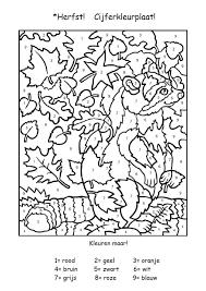 Sommen Kleurplaat Groep 3 Sinterklaas Dejachthoorn
