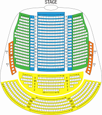 Winspear Opera House Seating Chart All Inclusive Lca Seating Chart Au Rene Theater Seating