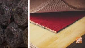 carpet padding. choosing carpet padding - flooring how to videos and tips at the home depot