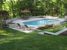 Backyard Pool Landscaping Swimming Pool Fresh Pool Small Swimming Pool Designs For Small