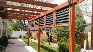 diy outdoor privacy screen ideas functional deck decorations to outdoor patio wind blockers