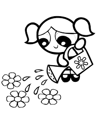Small Picture Powerpuff girls bubbles coloring pages ColoringStar