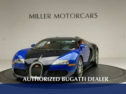 The new bugatti chiron pur sport has officially landed in the united states. Used Bugatti For Sale With Photos Cargurus