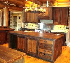 kitchen cabinets made with old barn wood cabinet for rustic cedar furniture and