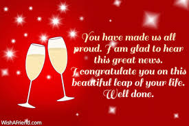 Beautiful Congratulations Quotes Best of You Have Made Us All Proud Congratulations Message
