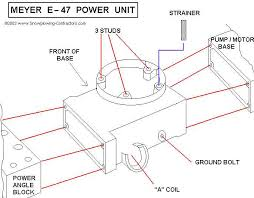 meyer snow plow wiring diagram e47 images e47 plow pump wiring meyer snow plow wiring diagram as well