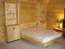 image of cute murphy bed plans