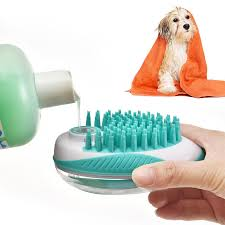 <b>Multifunction Cleaning</b> Comb Cat <b>Soap</b> Rubber Pet Bath Brush ...