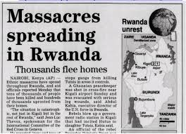Sample 10th Grade Global History Online Lesson on the Rwandan Genocide | by  Alan Singer | Medium