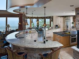 Granite Kitchen Islands Kitchens With Islands Granite Kitchen Islands With Seating Custom