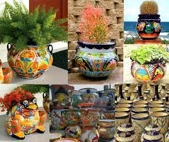 spanish pottery planters when spanish pottery wall planters