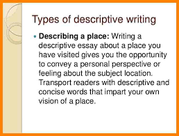 places to write about in a descriptive essay address example places to write about in a descriptive essay writing modes narrative descriptive and argumentative 3 638 jpg cb 1377531761