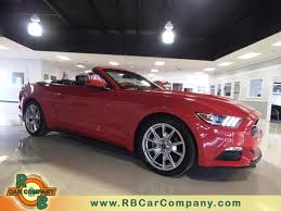 2015 ford mustang convertible. 2015 ford mustang ecoboost premium 2dr convertible south bend in