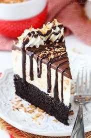 Toasted Coconut Chocolate Ice Cream Cake Life Love And Sugar