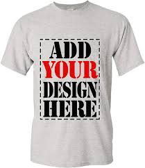 How To Make T Shirt With Your Own Design Design Your Own Shirt Customized T Shirt Add Your Picture Photo Text Print