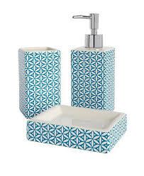 Teal Bathroom Accessories