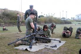 Marine Gunners Dvids Images Every Marine A Rifleman Some Push For Machine