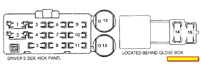 1984 toyota pickup fuse box diagram 1984 image 1987 toyota pickup fuse box diagram vehiclepad on 1984 toyota pickup fuse box diagram
