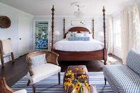 12 beautiful blue and white bedrooms