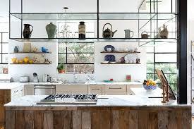 kitchen ideas white cabinets black countertop. Simple Countertop Cool Kitchen Ideas A Suspended Shelves  White Cabinets Black Countertop  With Kitchen Ideas White Cabinets Black Countertop
