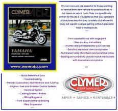 yamaha xv a wildstar manual clymer parts at wemoto yamaha xv 1600 a wildstar 99 04 manual clymer