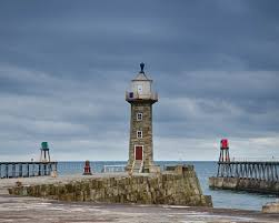 Harbour Lights Lighthouses Catalog Whitby Harbour Lights Weathered Old Tower With So Much Cha