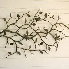 metal tree with birds wall art home design ideas on cast iron bird branch wall art with indoor outdoor cast iron bird branch wall art metal yasaman ramezani