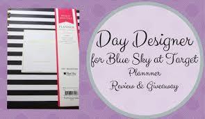 Blue Sky Day Designer Target Day Designer By Blue Sky For Target Review Giveaway