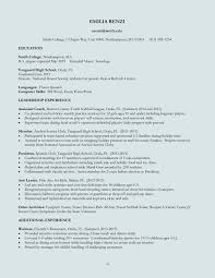 100 Professional Resume Guidelines Marketing Coordinator