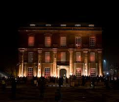 building facade lighting. Building 1 - Adelphi House, University Of Salford (after The Light) Facade Lighting
