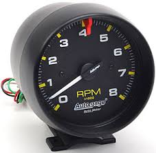 autometer tach wiring msd autometer image wiring auto meter 2300 autogage pedestal mount tach 8 000 rpm jegs on autometer tach wiring msd