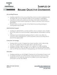 Team Leader Resume Examples Resume Objective Section Objective Section Of Resume Sample Greatest