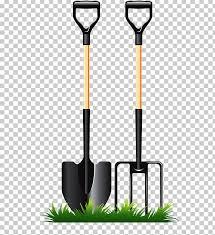 gardening garden tool garden fork spade