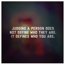 Quotes About Judging Stunning Quotes About Judging Others Appearance 48 Quotes