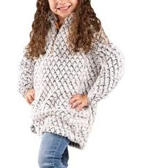 Simply Southern Sherpa Size Chart Simply Southern Sherpa Pullover Heather Grey Accessories