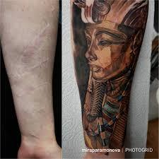 шрамы на теле можно скрыть татуировками 26 фото