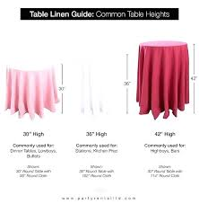 inch round tablecloth top ya polyester elastic vinyl 42 plastic ro