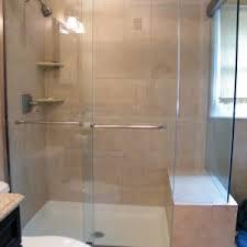 bathroom shower glass doors. bathroom: beautiful large atlanta frameless glass shower doors for bathroom design