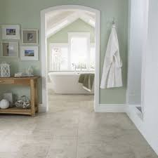 white ceramic tile floor. Plain Ceramic Winsome Light Green Bathroom Decorating Ideas Awesome Design For Decoration  With Wall Including White Ceramic Tile Floor And Free Stand Bathtub Fabulous  In M
