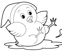 Easy Coloring Pages Free Basic Coloring Pages Simple Coloring Page