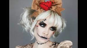 makeup tutorial voodoo doll