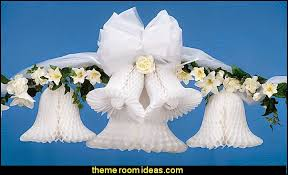 Wedding Bell Decorations Decorating theme bedrooms Maries Manor Wedding decorations 2
