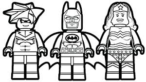 wonder woman coloring pages book dc comics on lego catwoman