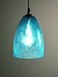 turquoise pendant light. Teal Pendant Light Turquoise Glass Dome Home Shop Gift Sale .