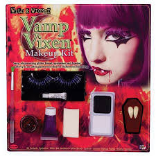 get ations hire vire vixen kit makeup