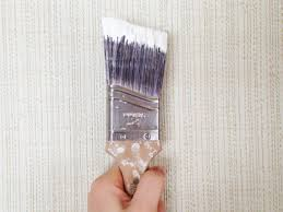 to paint over wallpaper