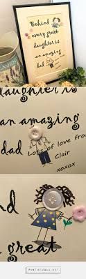personalised dad gift framed gifts for dad step dad dad daughter dad son dad bir